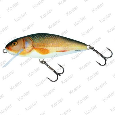 Salmo Perch Floating 12cm Real Roach