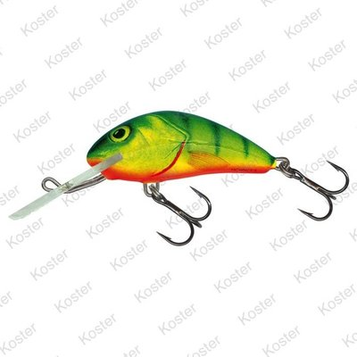 Salmo Hornet Floating Hot Perch 5cm