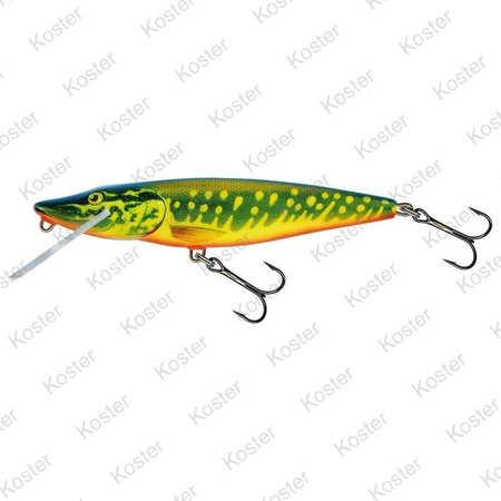 Salmo Pike Floating Hot Pike 16cm