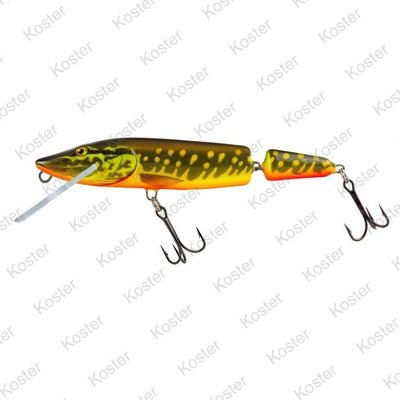 Salmo Pike Jointed Floating Hot Pike 13cm