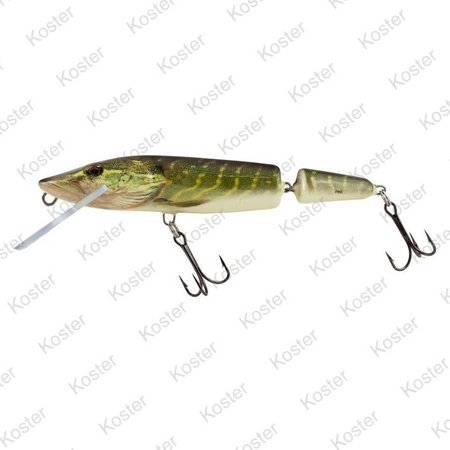 Salmo Pike Jointed Floating Real Pike 13cm