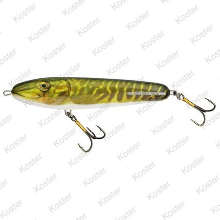 Salmo Sweeper Sinking Real Pike 10cm