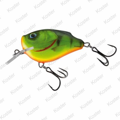 Salmo Squarebill Floating Hot Perch 6cm