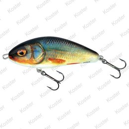 Salmo Fatso Sinking Real Roach 10cm