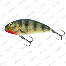 Salmo Fatso Sinking Emerald Perch 10cm