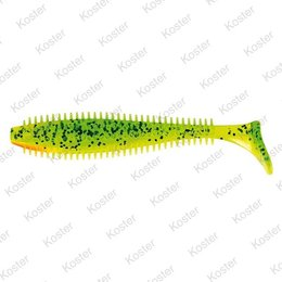 Rage Spikey Shad Lemon Tiger 6-9cm