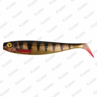 Rage Pro Shad Natural Super Natural Perch 10cm