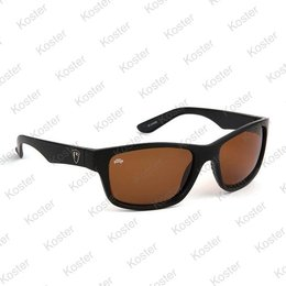 Rage Matt Black Frames/Brown Lens Eyewear