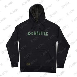 Navitas CORE Pullover Black Hoody