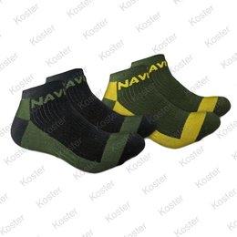 Navitas Coolmax Ankle Socks Twin Pack