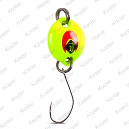 Iron Trout Button Spoon 1.8gr