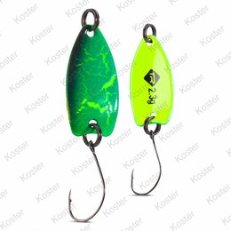 Iron Trout Zest Spoon 2.3gr