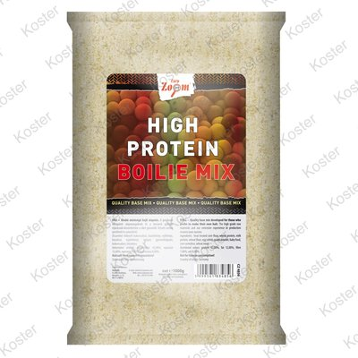 Carp Zoom High Protein Boilie Mix 1kg