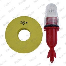 Carp Zoom Floating Marker Light RED