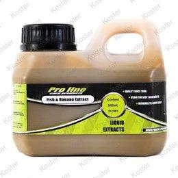 Pro Line Liquid Fish & Banana Extract 0,5 Liter