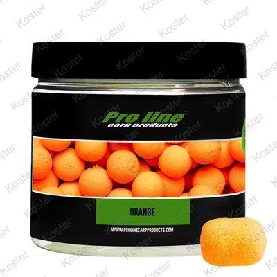 Pro Line Fluor Pop-ups Orange Dumbells