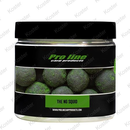 Pro Line Coated Pop-ups NG Squid Core 15mm