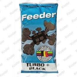Marcel van den Eynde Feeder Turbo+ Black
