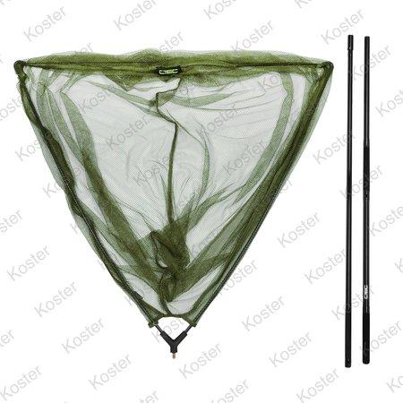C-TEC Carp Net Glass Handle Combo 2-Dlg