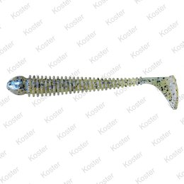 Berkley Flex Beat Shad Oyster Shell Gold 10 Cm.