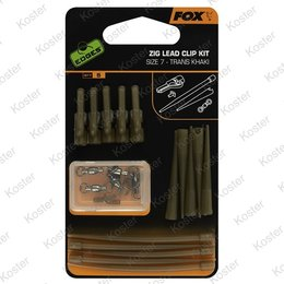 FOX EDGES Zig Lead Clip Kit
