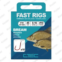 C-TEC Coarse Bream 45cm.