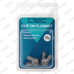 C-TEC Lead Clip (Peillood) 2 Stuks