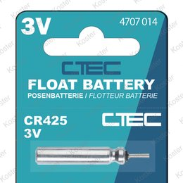C-TEC CR425 Lichtdobber Battery
