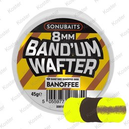 Sonubaits Band'um Wafters Banoffee 8 mm