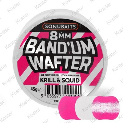 Sonubaits Band'um Wafters Krill & Squid 8 mm