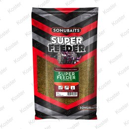 Sonubaits Super Feeder Fishmeal Ground Bait