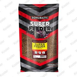 Sonubaits Super Feeder Bream Groundbait
