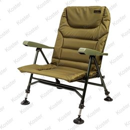 "Lion Sports Treasure ""Low"" Armrest Chair"
