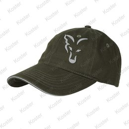 FOX Green/Silver Baseball Cap