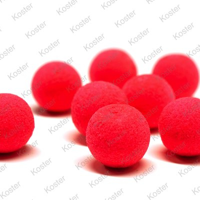 CBB Squid Garlic Robin Red Fluo Pop-ups