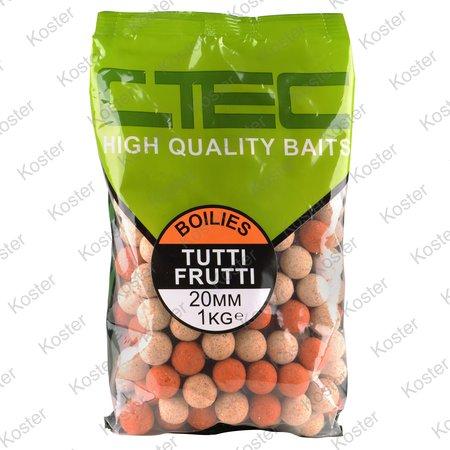 C-TEC Tutti Frutti Boilies 20 mm. 1 kg.