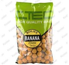 Banana Boilies 20 mm. 1 kg.