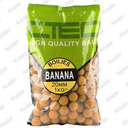 C-TEC Banana Boilies 20 mm. 1 kg.