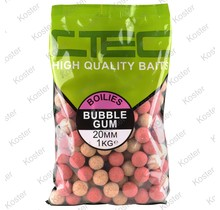 Bubble Gum Boilies 20 mm. 1 kg.