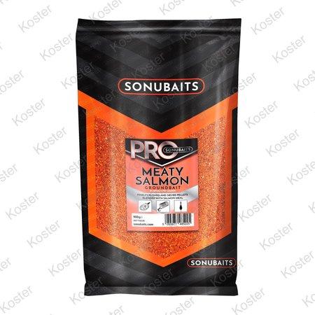 Sonubaits Meaty Salmon Groundbait