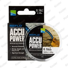 Preston Reflo Accu Power Nylon 100 Mtr.