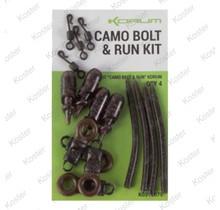 Camo Bolt & Run Kit