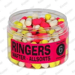 Ringers Wafters Allsorts 6mm.
