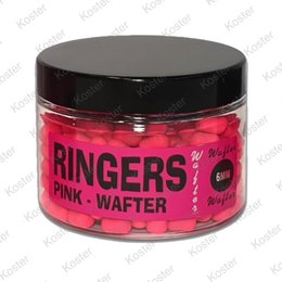 Ringers Wafters Pink 6mm.