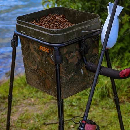 Spomb Single Bucket Stand Kit incl. Case