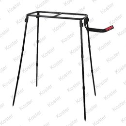Spomb Double Bucket Stand Kit incl. Case