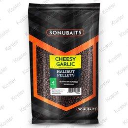 Sonubaits Cheesy Garlic Halibut Pellets 4mm