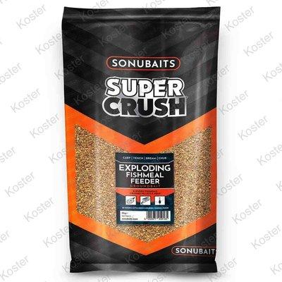 Sonubaits Exploding Fishmeal Feeder