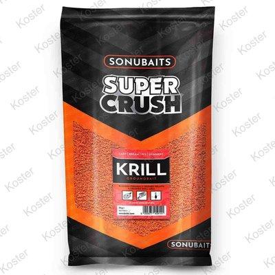 Sonubaits Supercrush Krill Groundbait