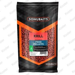 Sonubaits Krill Feed Pellets 4 mm